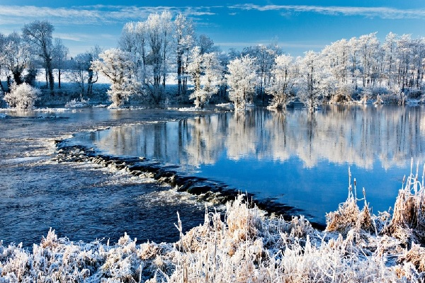 3. Rzeka Shannon, Irlandia