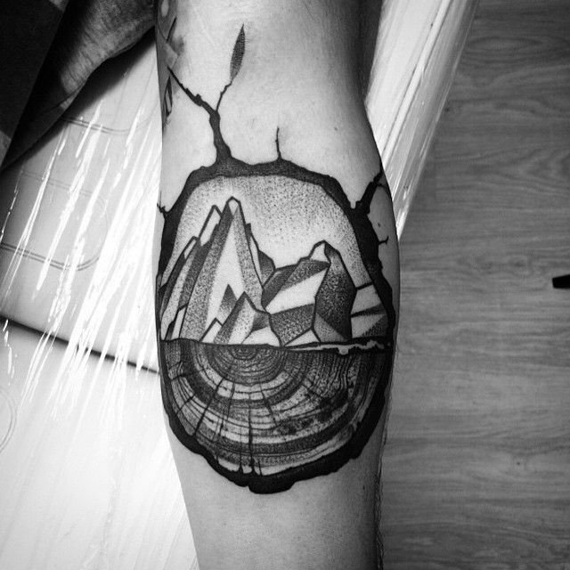 Jak Się Nazywa Taki Sposób Cieniowania Tatuaży I Czym To Się