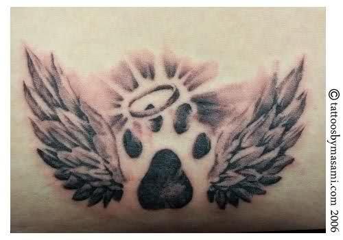 Co Sądzisz O Tym Tatuażu Związane Z Psem Zapytajonetpl