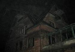 W domu, w głębi lasu, w którym wiesz, że straszy