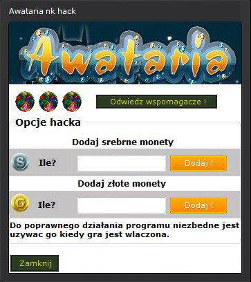 hack do gry awataria na nk