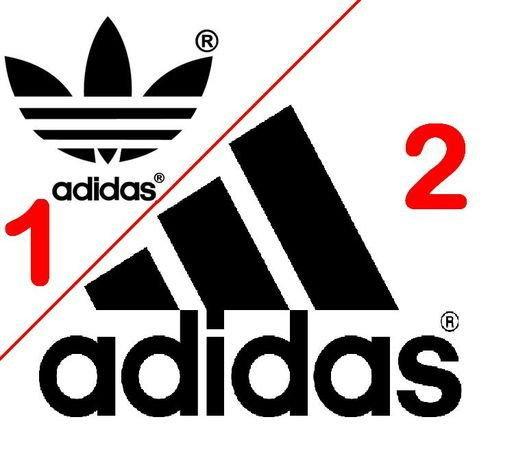 Czemu adidas ma 2 znaczki(zdj.)? Zapytaj.onet.pl
