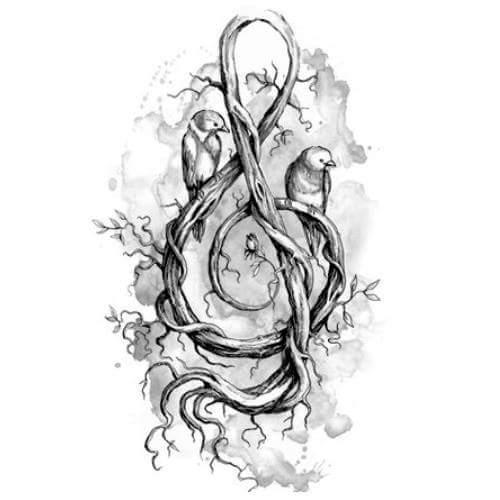 Klucz wiolinowy