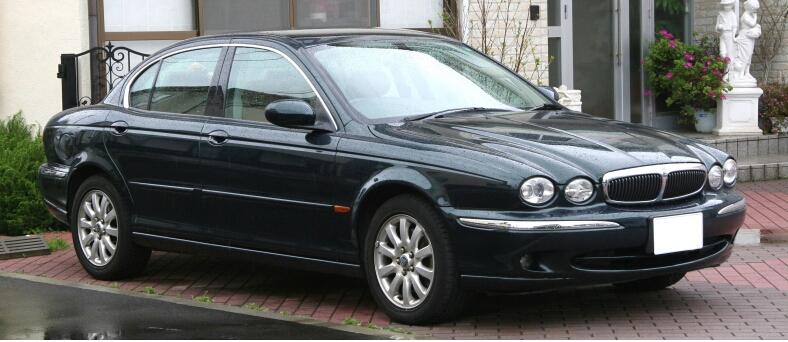 Jaguar X-type 2.5 benzyna lub 3.0 V6 benzyna 4x4