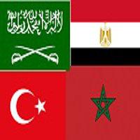 Turcja, Arabia, Egipt - Bliski Wchód i Afryka