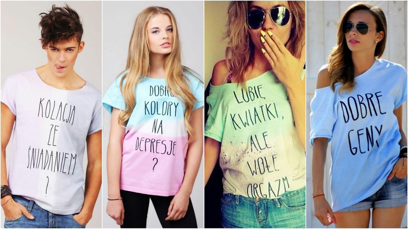 105e8886ea Jakie są teraz modne ubrania  - Zapytaj.onet.pl -