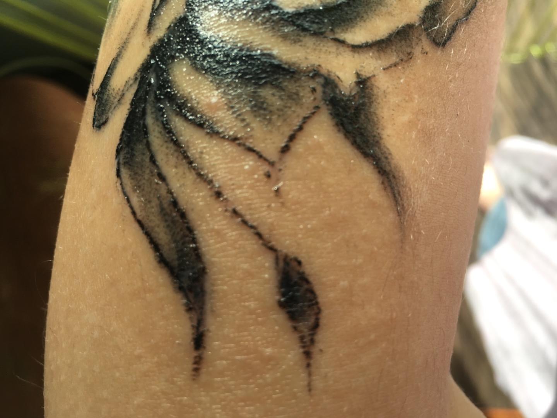 Tatuaż Co Się Dzieje Zapytajonetpl