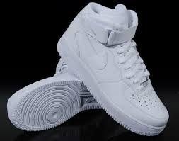 Gdzie mogę kupić air force 1 mid'07 biało czarne? Zapytaj