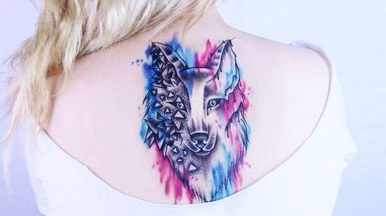Czy Taki Tatuaż Na Plecach Będzie Bardzo Bolał Zapytaj