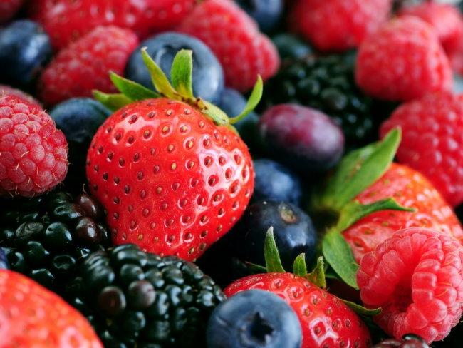 Lubimy owoce ^^