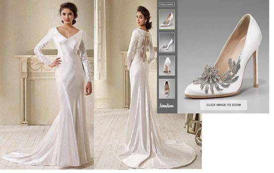 14a5cc689 Ładna ta suknia ślubna ? - Zapytaj.onet.pl -