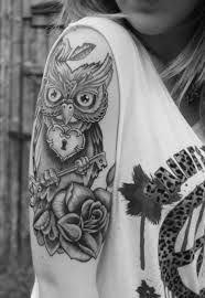 Co Oznacza Tatuaż Sowy Z Kluczem Zapytajonetpl