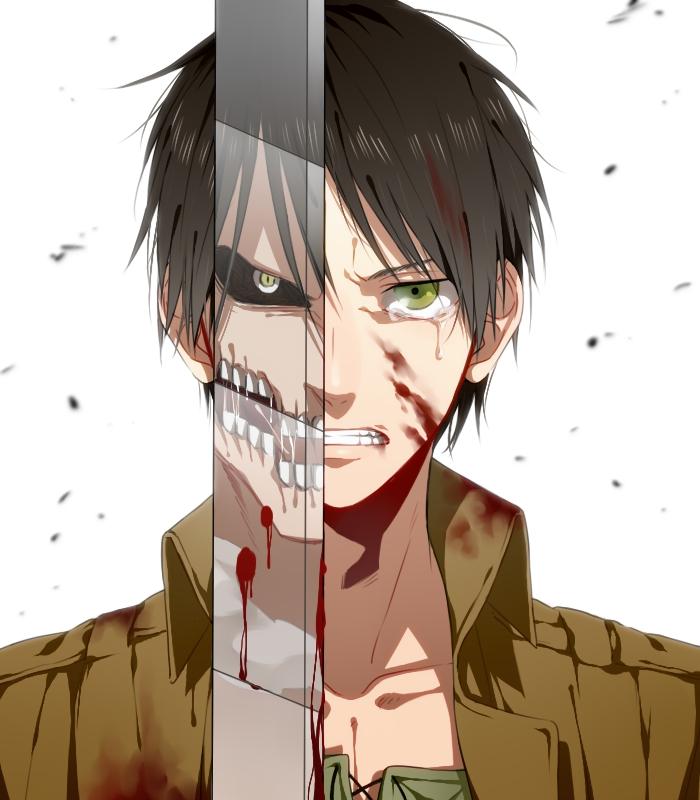 Shingeki no kyojin <3