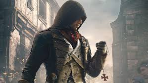Assasin's Creed Unity.