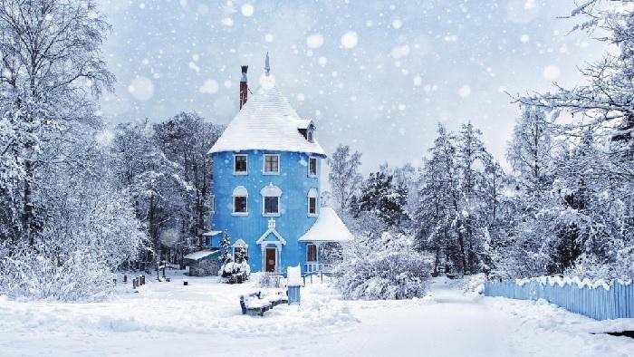 4. Świat Muminków, Finlandia