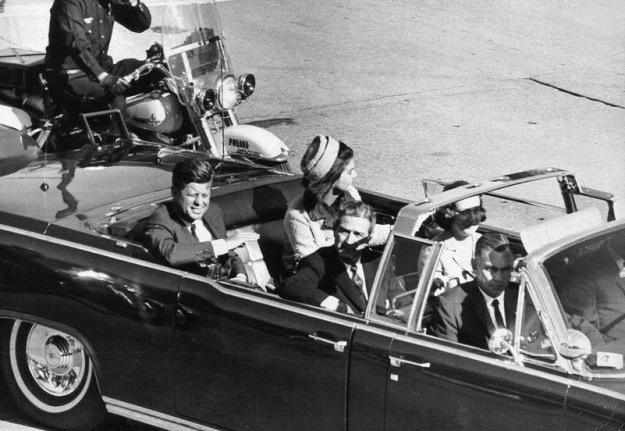 Fałszywy zamach na Kennedy'ego.