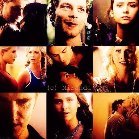 To Damon i Elena z pamiętników wampirów, które pochodzą z prawdziwego życia