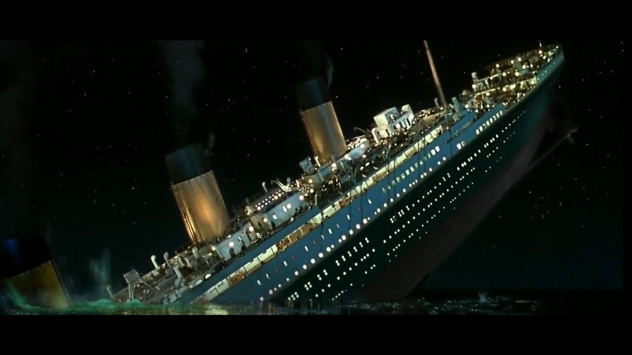 Zatonięcie Olympica. (Pseudo Titanica)