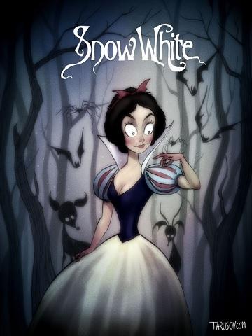 2. Królewna Śnieżka