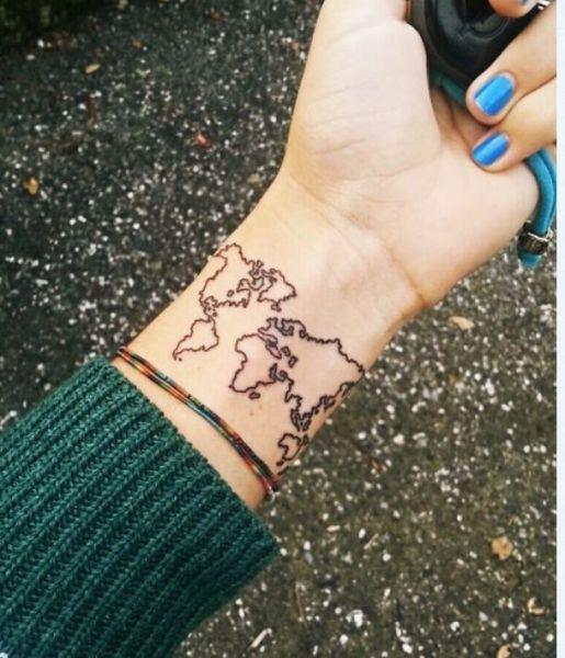 Gdyby Był Przymus Robienia Sobie Tatuaży Bez żadnego Gadania
