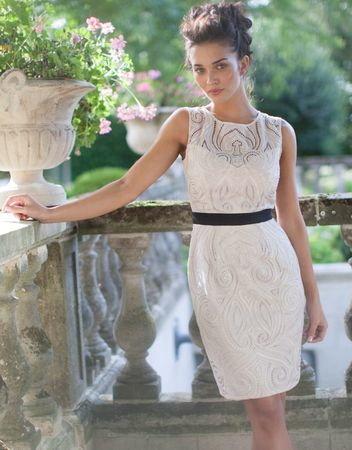 639ab11358 Ktora sukienka bardziej pasuje na chrzciny   - Zapytaj.onet.pl -