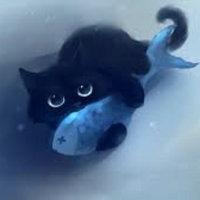 Czarne koty wcale nie przynoszą nieszczęścia