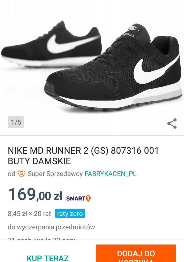 Te buty to oryginał czy podróbka? Zapytaj.onet.pl