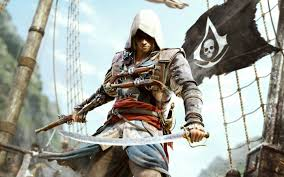 Assasin's Creed Black Flag.