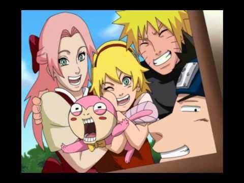 Naruto i Hinata łączą się