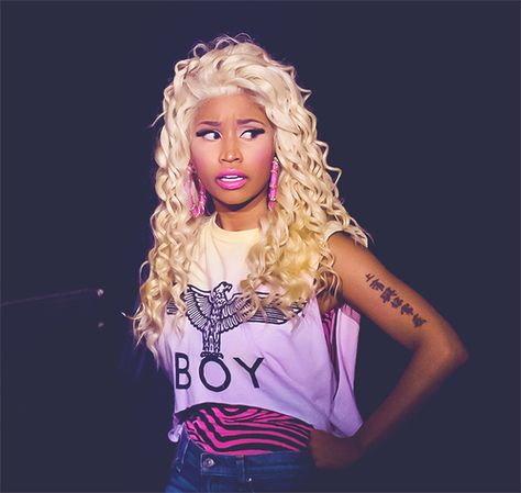 Konkurs na najlepsze zdj Nicki Minajwejdziesz