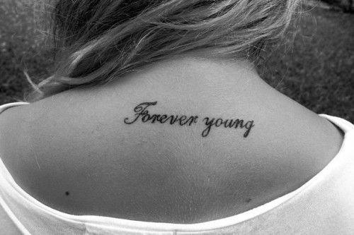 Tatuaż Na Szyi Boli Zapytajonetpl