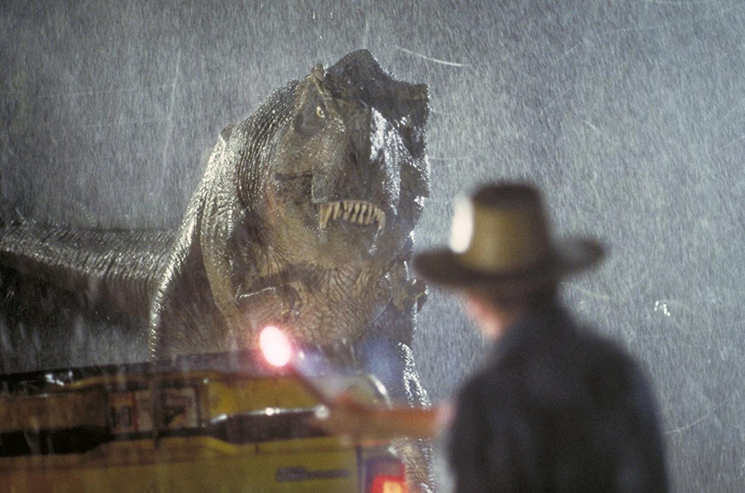 czy ta alan grant i t rex