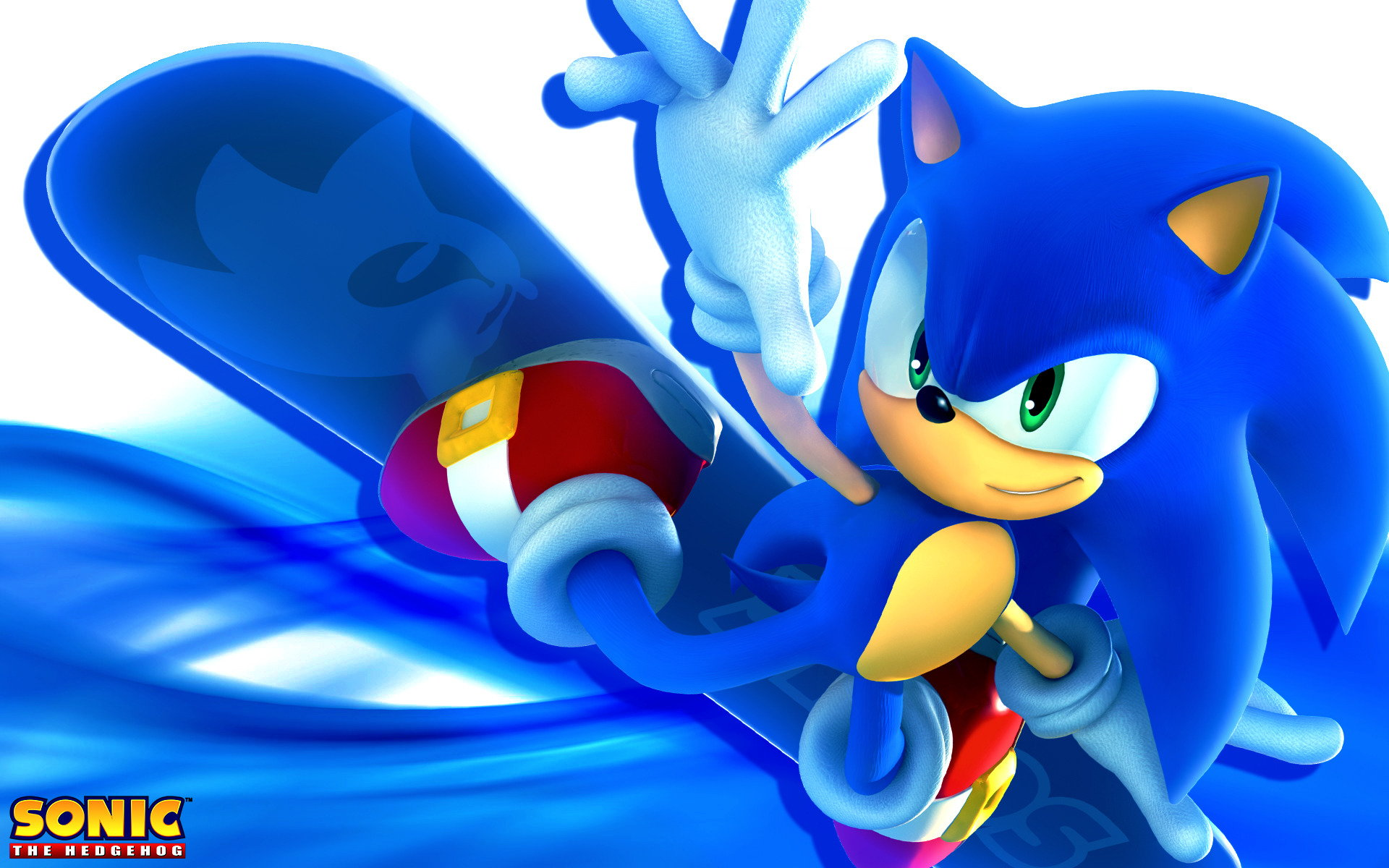 Fans of Sonic the Hedgehog