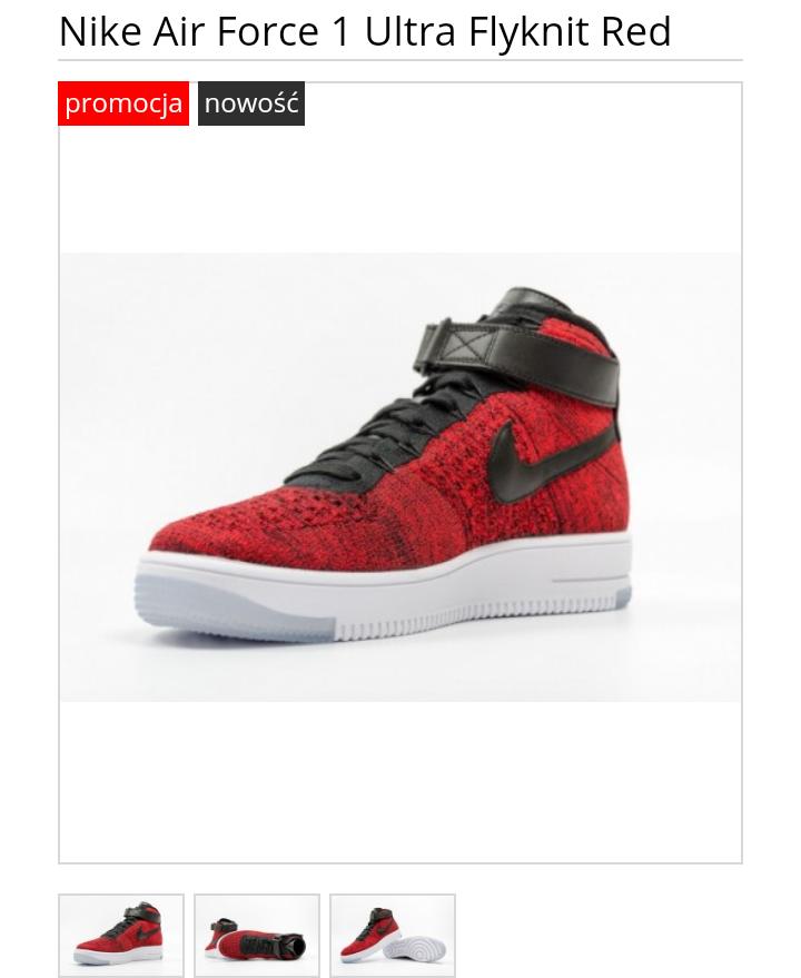 Gdzie kupie buty Nike Air Force? Zapytaj.onet.pl
