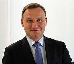 ponownie Andrzej Duda