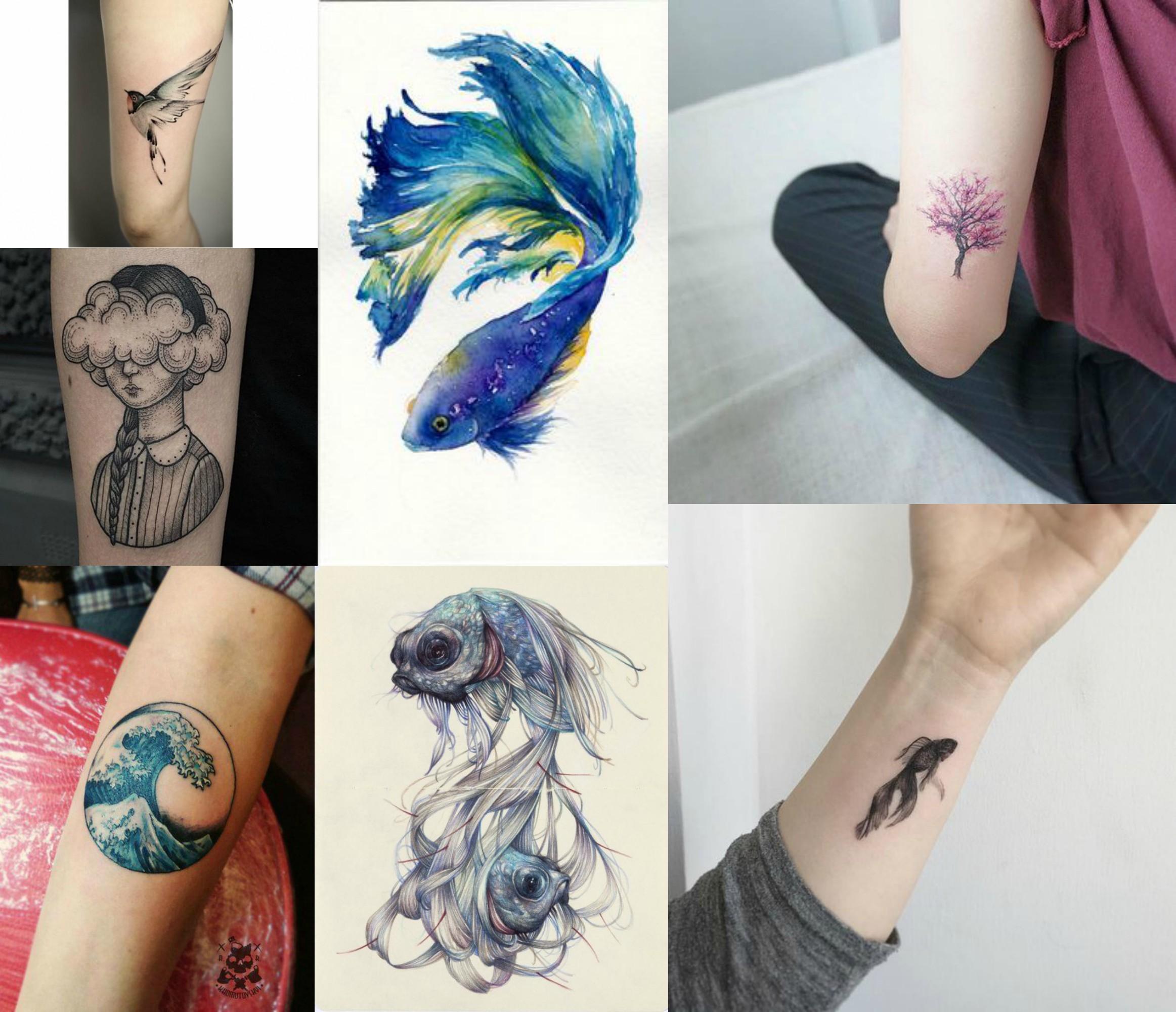 Który Tatuaż Najładniejszy Zapytajonetpl