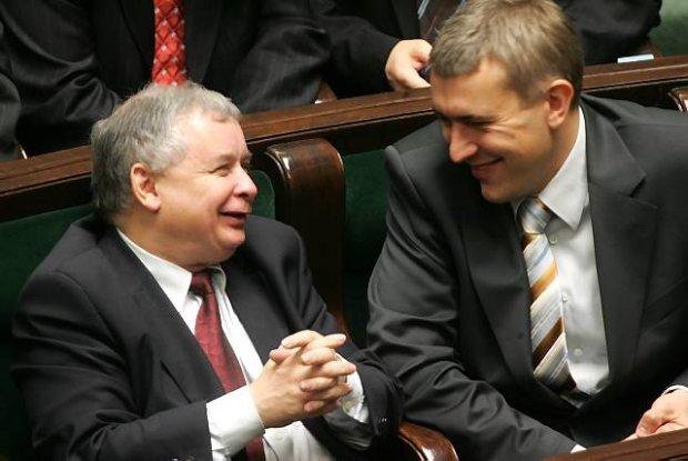 rząd Jarosława Kaczyńskiego