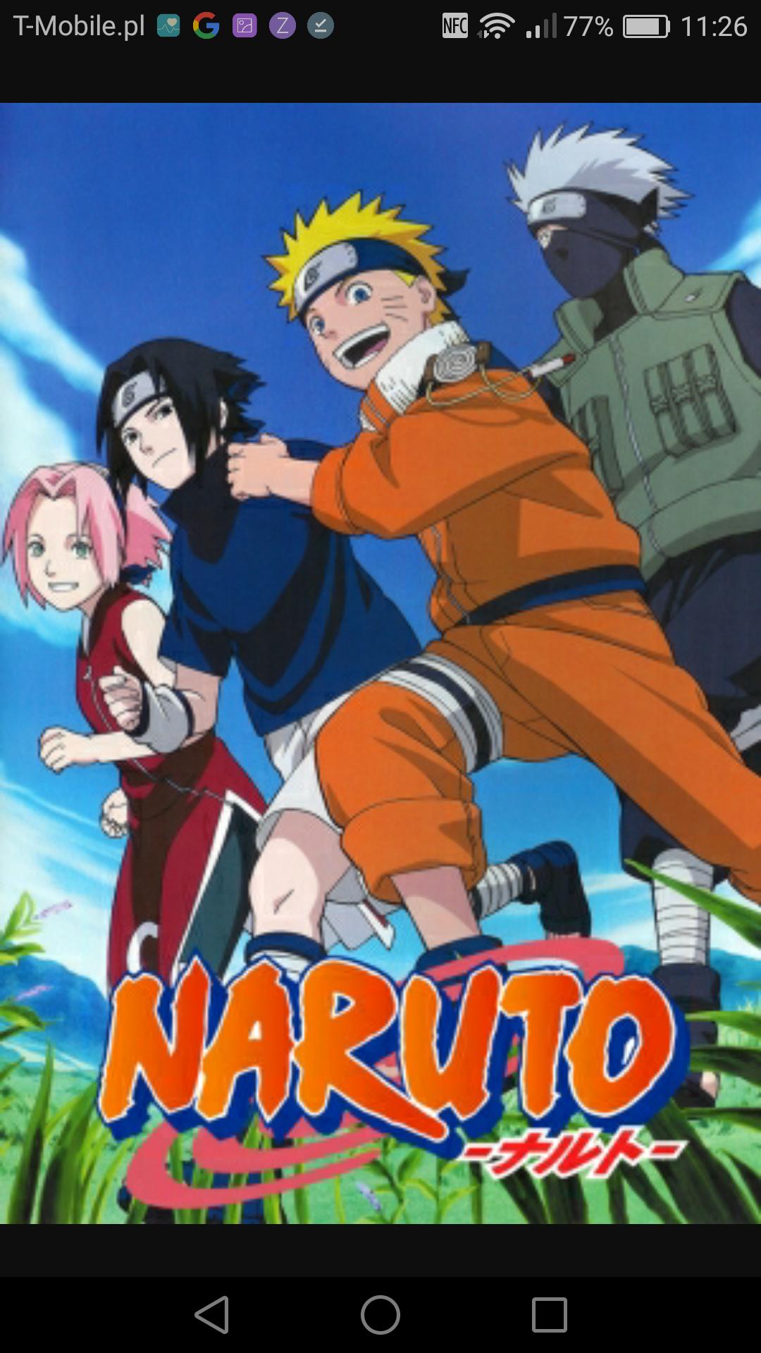 Naruto i Naruto shippuden
