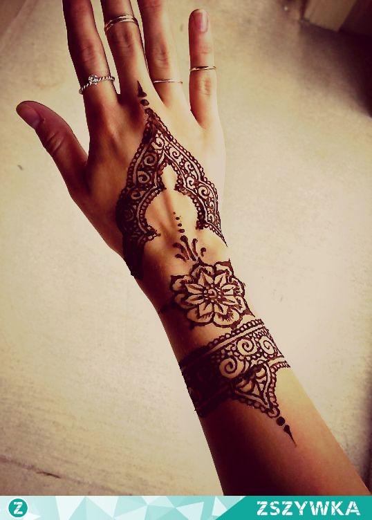 Gdzie Moge Zrobić Taki Tatuaż Z Henny Zapytajonetpl