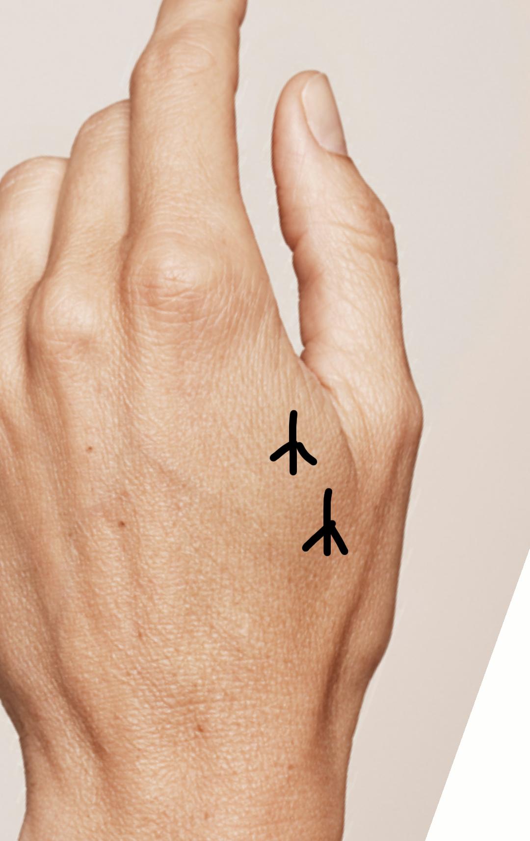 Co Znaczy Tatuaż Więzienny Odciski Ptasich łapek Na Dłoni