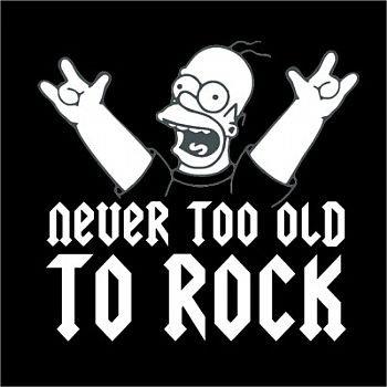 Rockowa muzyka jest fajna