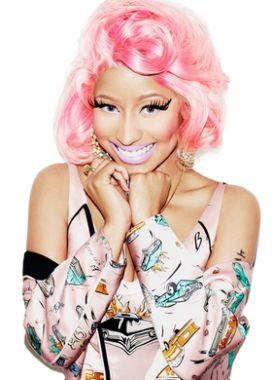 Konkurs na najlepsze zdjęcie piosenkarki - Nicki Minaj