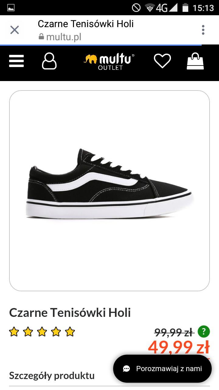 Czy sklep multu ma buty podróby? Zapytaj.onet.pl