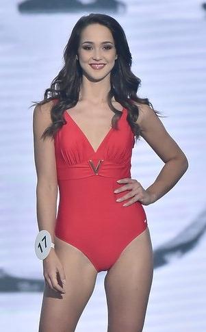 Miss Polski 2017 Kamila Świerc