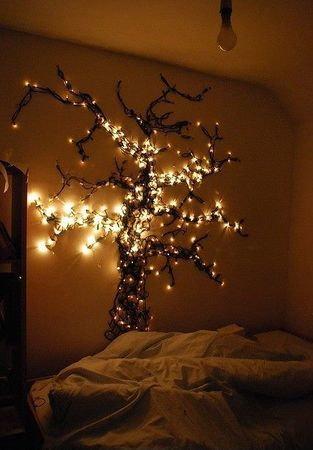 Na Czym Lub Czym Przymocować Lampki Choinkowe Do ściany