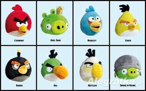 Gdzie Kupie Maskotki Angry Birds Zapytaj Onet Pl