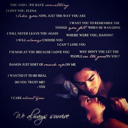Kiedy Elena i Damon zaczną się umawiać