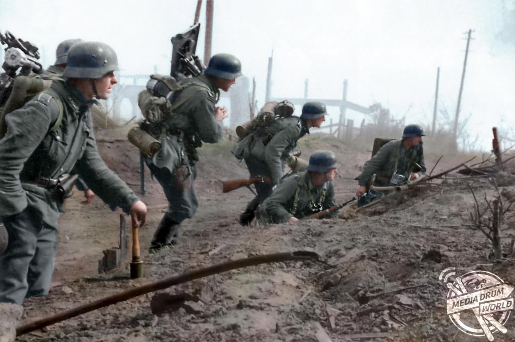 22 czerwca - atak państw Osi na ZSRR.