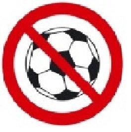Nie cierpię piłki nożnej i piłkarzy