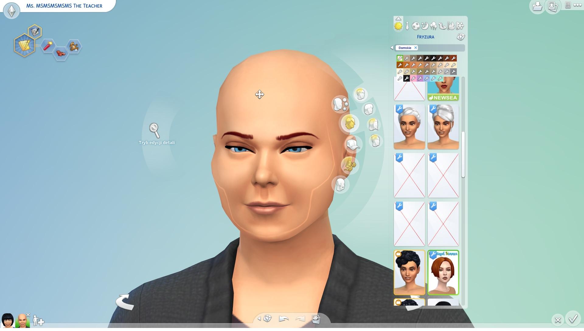Dlaczego W Sims 4 Nie Działają Niektóre Mody Fryzury A